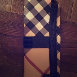 Beautiful Burberry Wristlet in good condition